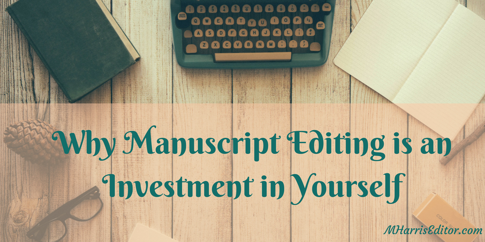 investing in an editor