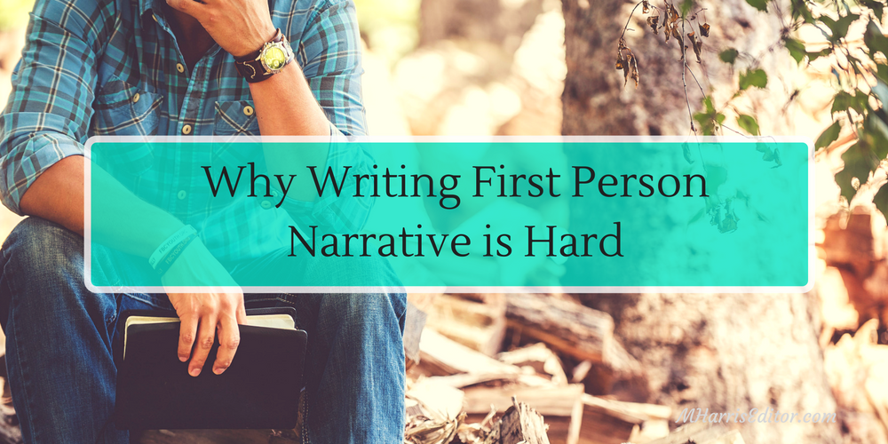 first person narration writing