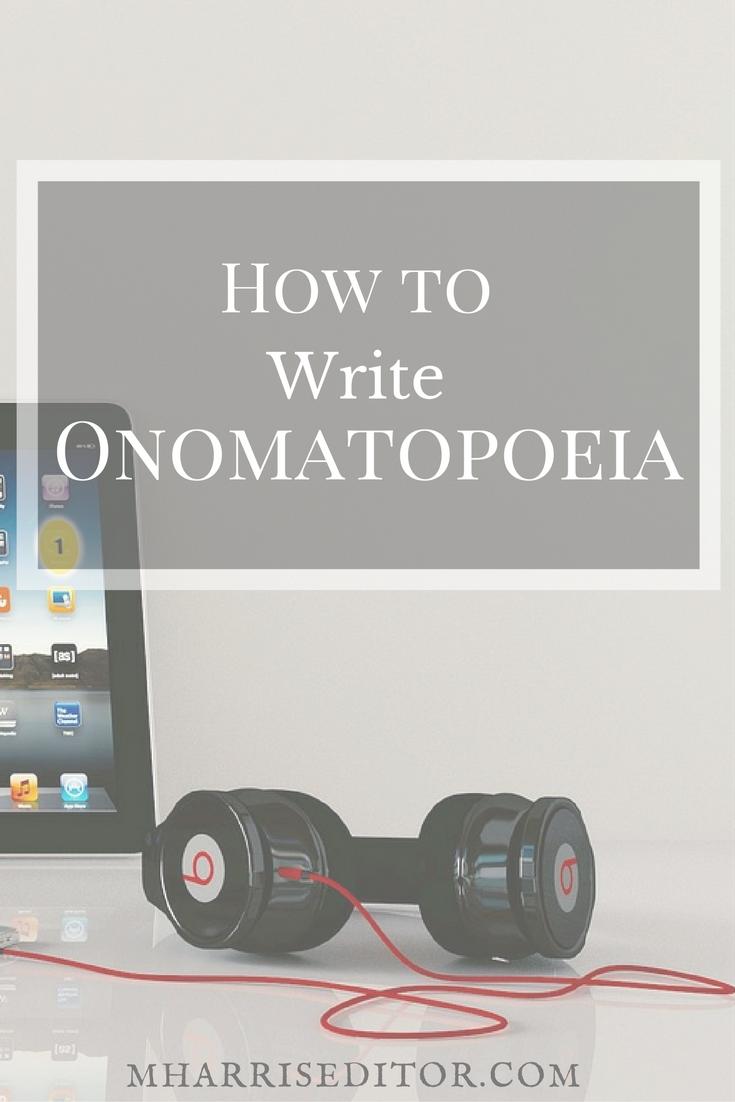 how-to-write-onomatopoeia