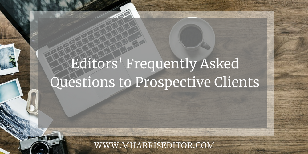 editor client frequently asked questions